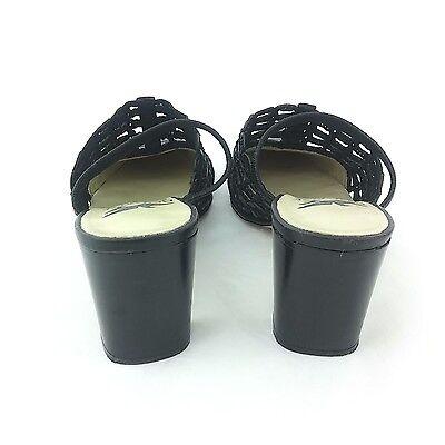 Bocage Mujer Negro Tacones Zapatos UK 5 EUR 38