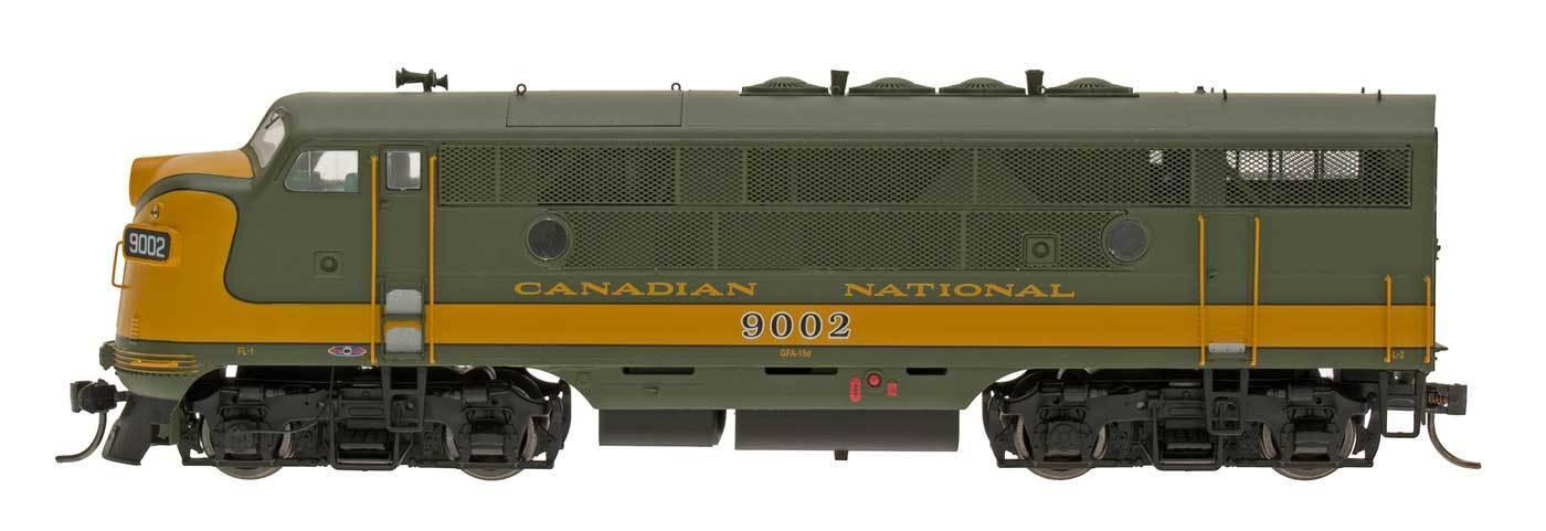 InterMountain HO 49139 S  Canadian National  F3A F3A F3A Locomotive 92edc8
