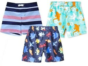 f31be05282 NWOT CIRCO/CAT & JACK Baby/toddler boys swim board shorts 3-6M 9M ...