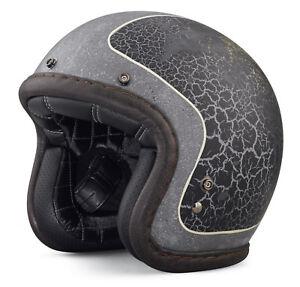 harley davidson open face helmet eu uk road legal bell custom 500 matte ebay. Black Bedroom Furniture Sets. Home Design Ideas