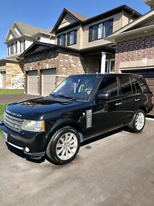 2011 Land Rover Range Rover 5.0L Supercharged