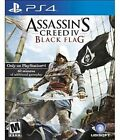 Assassins Creed 4 IV Black Flag Sony Ps4 &