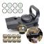 20mm-Rail-Riflescope-Hunting-Optics-Holographic-Red-Dot-Sight-Reflex-4-Reticle thumbnail 1