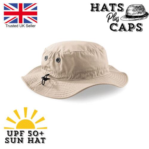 Bucket Hat Sun UPF50 Bush Boonie Summer Cargo Mens Fishing Woman Trecking Safari