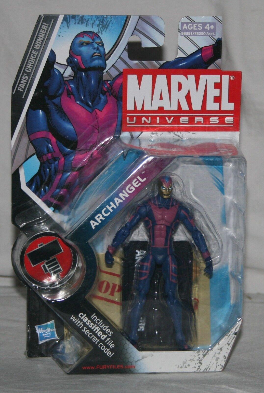 Marvel universe archangel death variant series 2   15 MOSC
