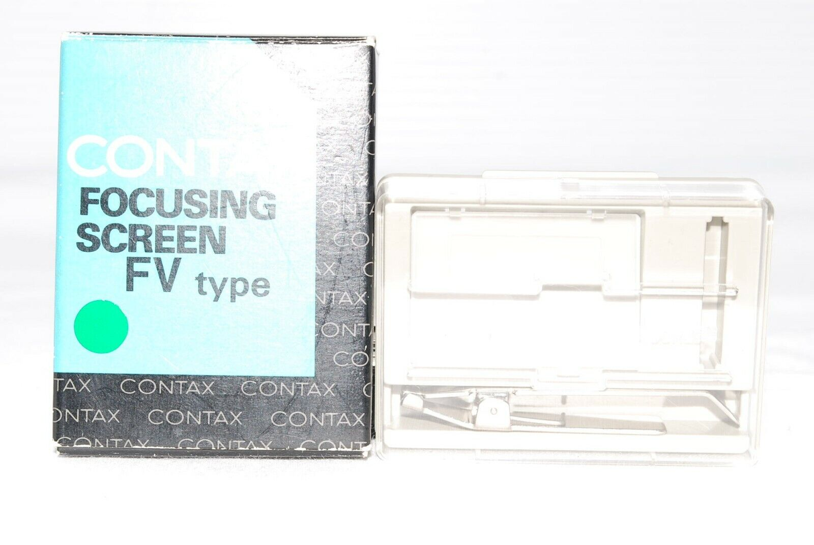 【MINT in BOX】CONTAX Focusing Screen Type FV-3 for RTSIII series from JAPAN
