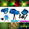 R&G Super Mini Projector DJ Disco LED Light Stage Party Laser Lighting Show Plug
