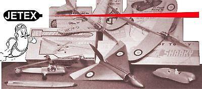 Aeromodeller Vintage Jetex Mug (nuovo Design Con Jetex Jim)-mostra Il Titolo Originale Pregevole Fattura
