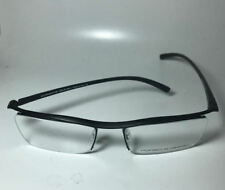 61fb6958587f item 5 titanium alloy Spectacles Glasses frame Half-Rim Eyeglass Frame  eyewear black -titanium alloy Spectacles Glasses frame Half-Rim Eyeglass  Frame ...