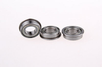 4pcs Ball Bearing with Flange For TAMIYA KYOSHO TRAXAS HPI ID 2-5mm OD 5-14mm