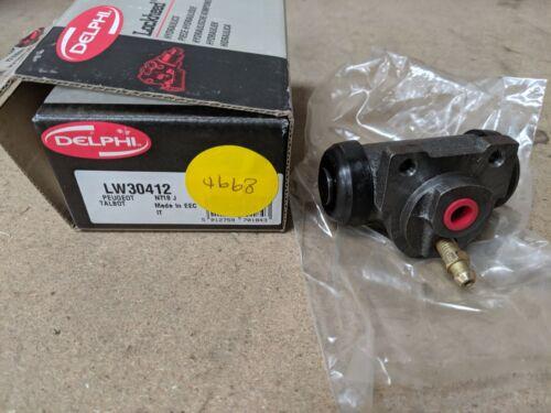 DELPHI REAR BRAKE CYLINDER LW30412 FITS PEUGEOT 309 505 TALBOT TAGORA