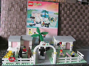 lego system paradisa reiterhof rolling acres ranch 6419 u bauanleitung ebay. Black Bedroom Furniture Sets. Home Design Ideas