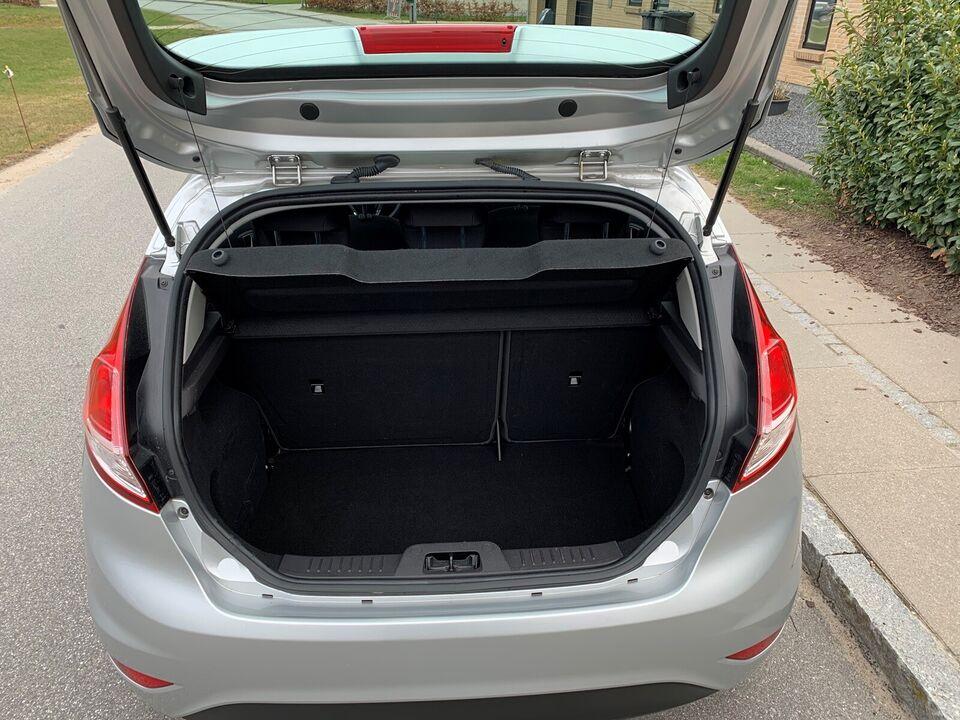 Ford Fiesta, 1,0 EcoBoost Titanium X, Benzin