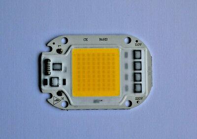 High Power COB LED Chip 230V 9 Watt Warmweiß Strahler Licht Integriert DIY Lampe