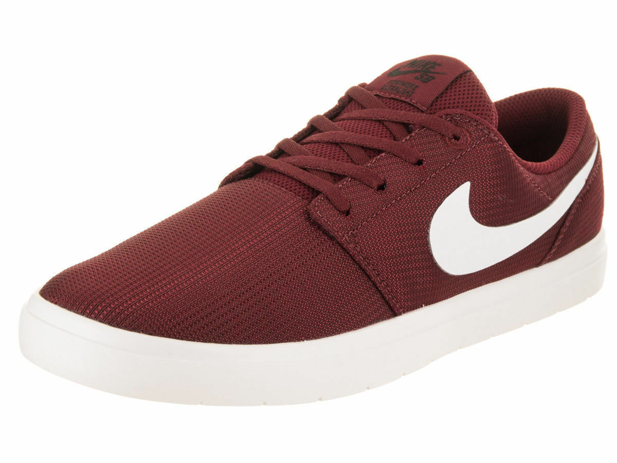 Nike SB Portmore II Ultralight  Men's Skateboarding Shoes Team Red 880271 600 Seasonal price cuts, discount benefits