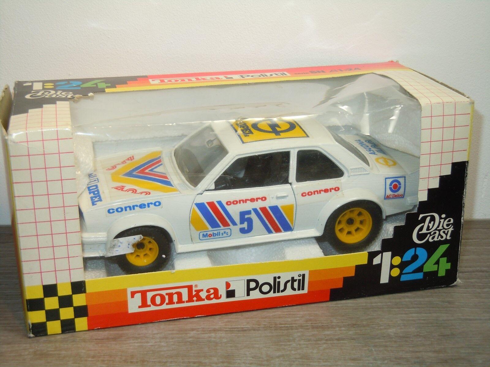 Opel Ascona - Tonka Politil Italien 1 24 i låda 32646