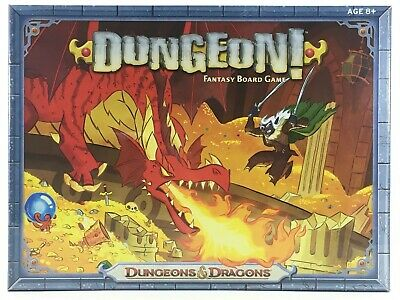 Fantasy Board Game WOCA78490000 Dungeons and Dragons Dungeon
