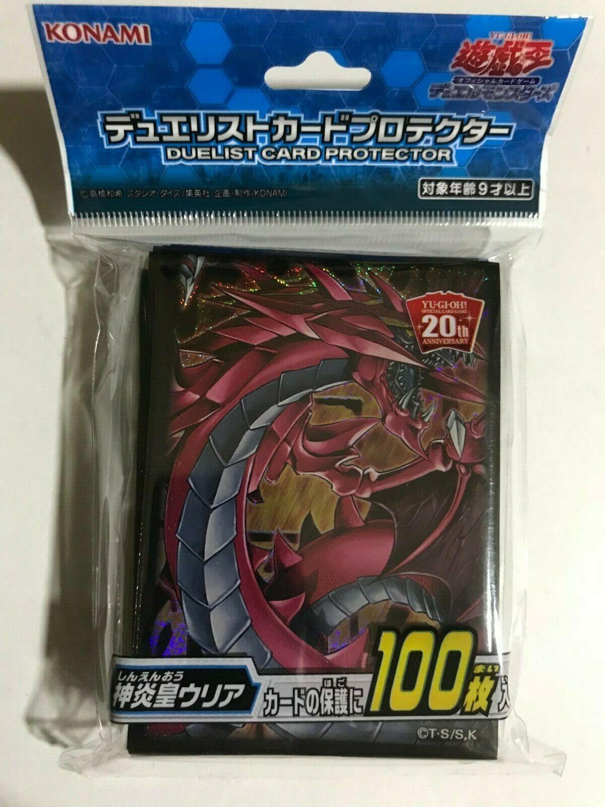 ARC-V OCG GOLD Duelist Card Sleeve Protector 100pcs JAPAN F//S Limited YuGiOh