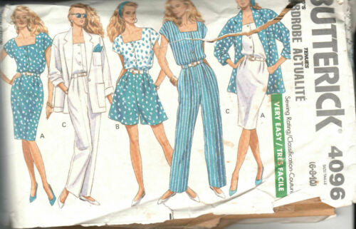 Many BUTTERICK Patterns SEPARATES CUT//Complete Choose Yours!