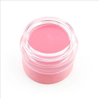New Beauty Contour Face Pink Blush Cream Powder Cheek Blusher Makeup Cosmetics