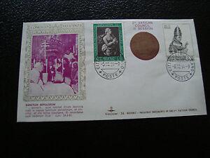 Vatican-Envelope-amp-Card-6-10-1964-cy50