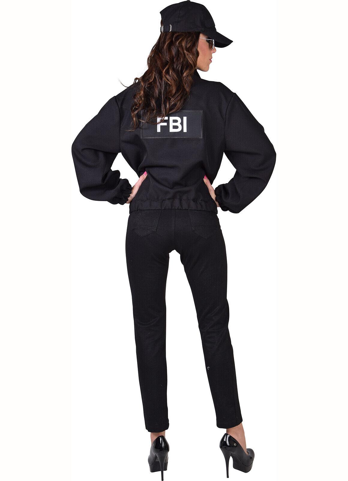 Female FBI Bomber Jackets