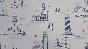 Clarke-and-Clarke-Lowestoft-Marine-Sailing-Boats-Curtain-Craft-Upholstery-Fabric