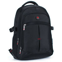Men Women Waterproof Sports Backpak Travel Bag 14 Laptop Casual Bag Schoolbag
