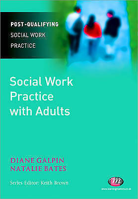 1 of 1 - Social Work Practice with Adults (Post-Qualifying Social Work Practice Series),