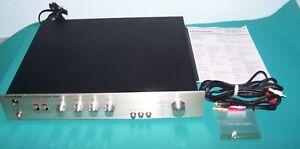 Rare-Audiophile-Telefunken-Stereo-Preamplifier-CP-20-Double-voltage-120V-220V