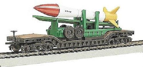 71391 NEU Bachmann Schwerlastwagen mit Rakete US AF Spur N