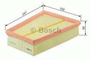 BOSCH Luftfilter F026400138 für RENAULT