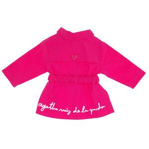 Detalles de Agatha ruiz de la prada Baby abrigo Deluxe 8722s15 Parka chaqueta transición nuevo ver título original