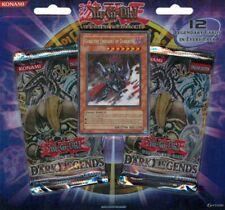 YuGiOh DARK LEGENDS BLISTER PACK CARD PACKAGE SEALED!!