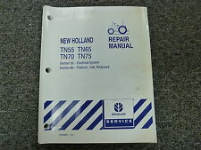 Holland Tn55 Tn65 Tn70 Tn75 Tractor Service Repair Manual on
