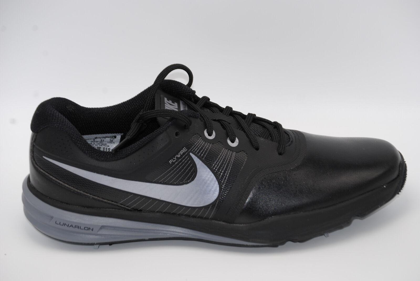 Nike comando lunare uomini scarpe da golf 704427 001 molteplici dimensioni