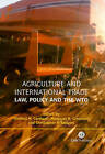 Agriculture and International Trade: Law, Policy and the WTO by Michael N. Cardwell, M.R. Grossman, C.P. Rodgers (Hardback, 2003)