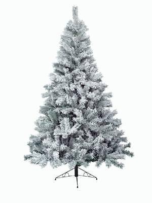 Ingegnoso Albero Di Natale Tirolese Innevato 180/210cm Superfolto Realistico Brividi E Dolori