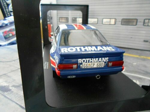 OPEL Manta B 400 Rallye Gr.B RAC GB 1983 #6 Vatanen Rothmans IXO NEU 1:18