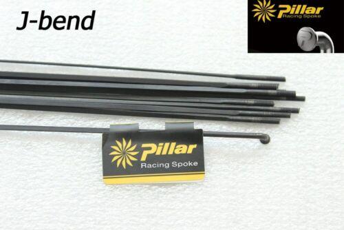 taiwan pillar wing 20 j bend spoke 4.3g pcs bike spokes 3d force