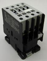 GE Contactor 3-Pole 110V 50Hz / 120V 60Hz Coil CL04A310MJ