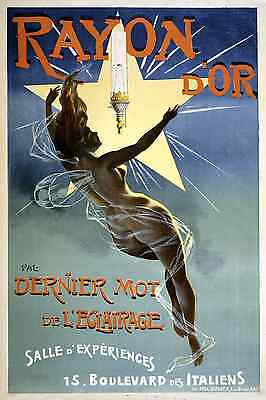 Vintage French Art Nouveau Shabby Chic Prints & Posters 155 A1,A2,A3,A4 Sizes