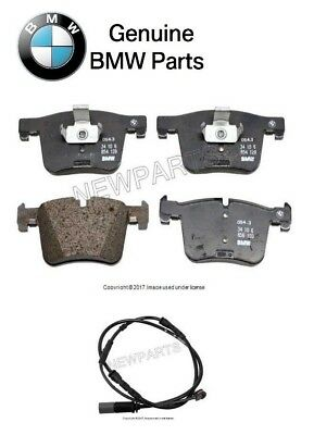 BOSCH Front Brake Pad Wear Sensor compatible with X3 X4 F26 F25 2010-1987473511