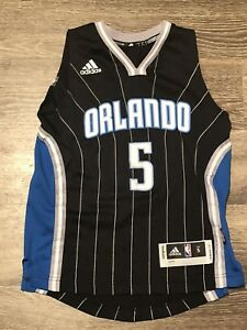 new style 69bc6 154e1 Details about Adidas Swingman Victor Oladipo Orlando Magic Jersey Size  Youth Small