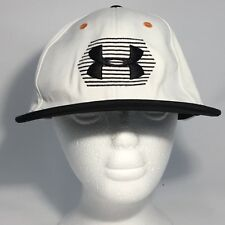 11edc38eab1 item 6 Vintage Under Armour White lg xl UA Headline Stretch Fit Cap Flex Hat  hip hop -Vintage Under Armour White lg xl UA Headline Stretch Fit Cap Flex  Hat ...