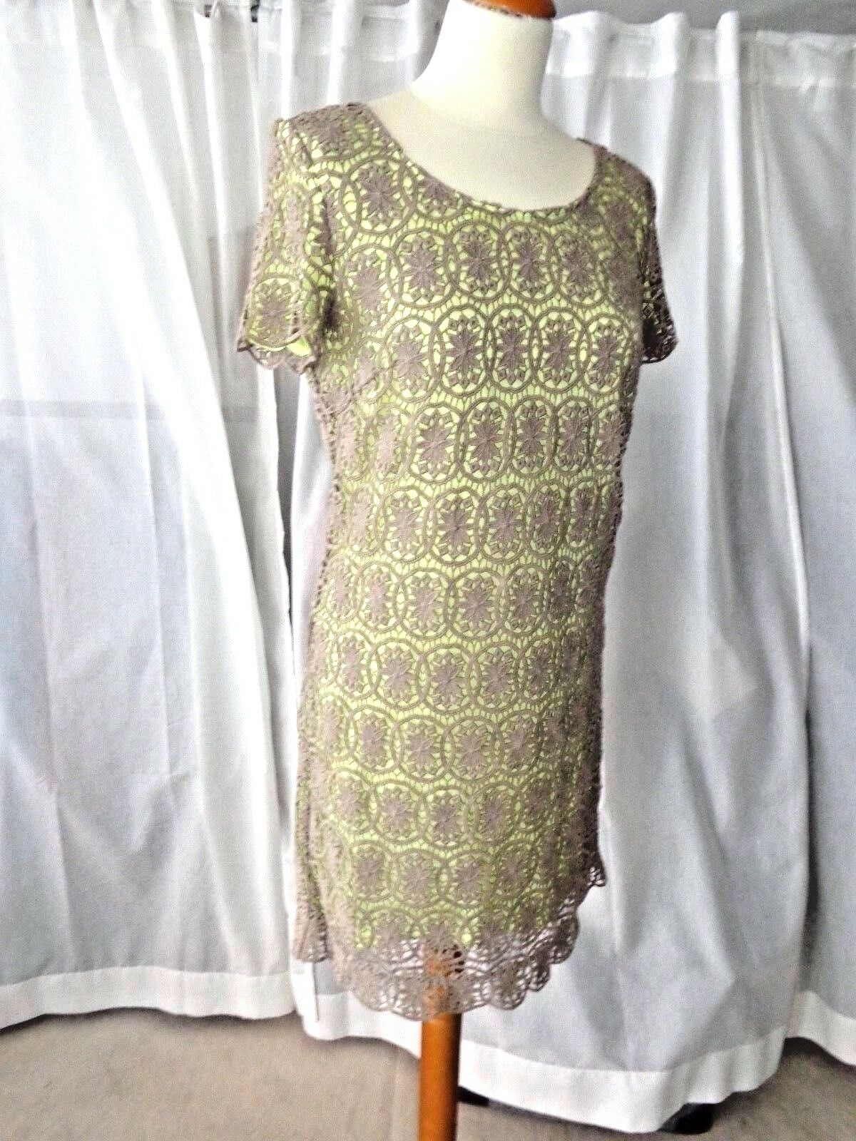Designer Kleid PATRIZIA PEPE gr 36 (IT 42) abito dress rôbe luxus