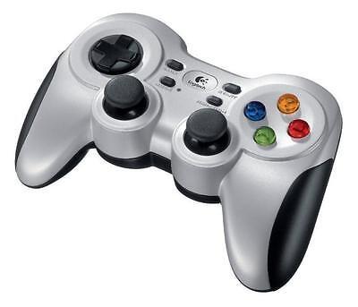 NEW Logitech F710 2.4 ghz Wireless USB Gamepad PC Controller