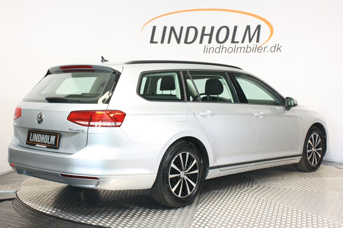 VW Passat 1,6 TDi 120 BlueMotion Variant