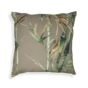 Cuscini Arredo Divano.Dettagli Su Cuscini Arredo Divano Arredamento Salotto Natura Cuscino Bamboo Con Cerniera