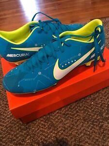 Nib Mercurial 921509 Victory Vi Blue Njr voetbalcleats 400 Mens Fg 7 Nike 5 1FKJlTc